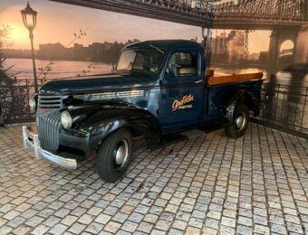 Chevrolet 3100 Pick-up 0,5 ton 1942