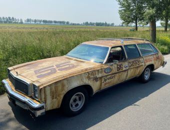 Chevrolet Malibu Classic Wagon 1976