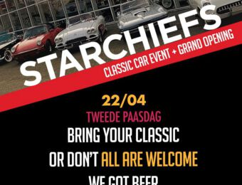 Starchiefs Classic Car Event
