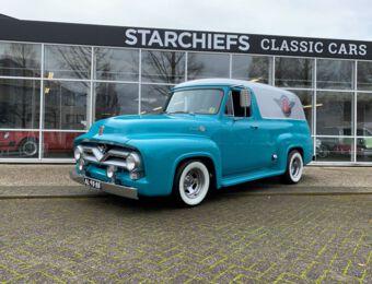 Ford F100 Custom Panel Van 1955