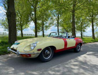 Jaguar E-type 4.2 Convertible 1968 (Project)