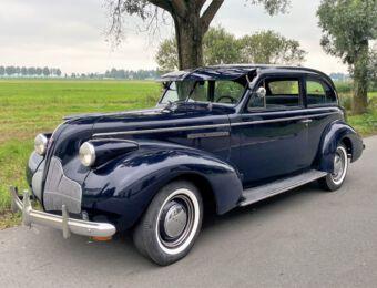 Buick Special 2-door Sedan 1939