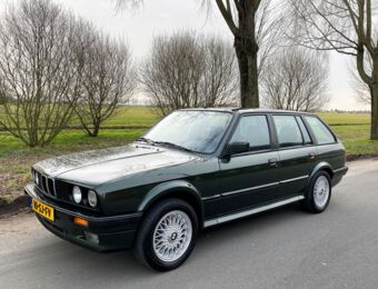 BMW E30 325iX 1989