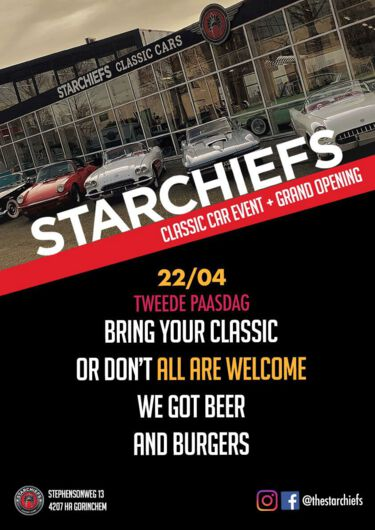 Starchiefs Classic Car Event